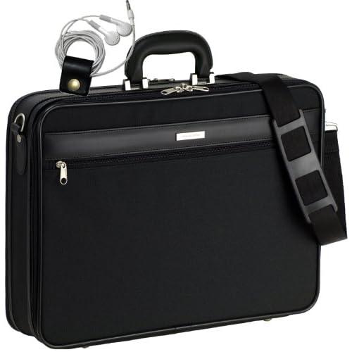 シューズ&バッグ かばん・ラゲッジ ビジネスバッグ ソフト アタッシュケース ビジネスバッグ A3書類対応 21178 [クレイドル・リバー] CRADLE RIVER [オリジナルハンドメイド牛革製ケーブルバンドセット]