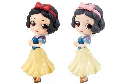 Q posket Disney Characters -Snow White- 디즈니 백설 공주와 일곱 난쟁이 2종 세트-