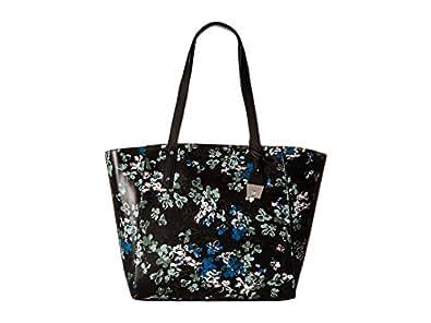 [イヴァンカ トランプ] Ivanka Trump レディース Alexey Seasonal Shopper ハンドバッグ Black Ditsy Floral [並行輸入品]