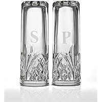 GodingerシルバーアートDublin Salt & Pepper Shakers