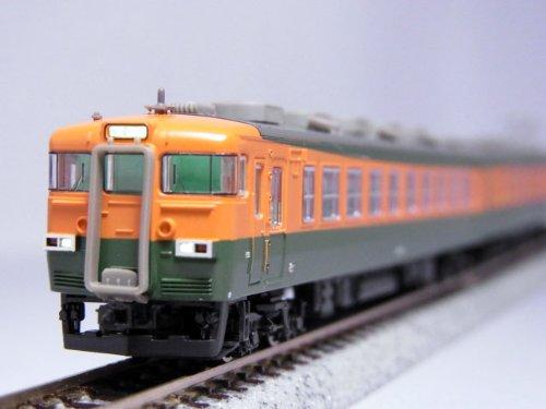 Nゲージ A5380 国鉄167系湘南色冷房車8両セット
