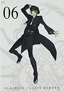 TVアニメーション「BLAZBLUE  ALTER MEMORY」第6巻 (通常版) [DVD]