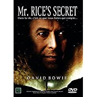 Mr. Rice's Secret [DVD] [2000] [French Import] by David Bowie