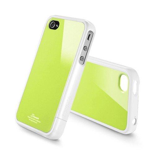 国内正規代理店品SPIGEN SGP iPhone4/4S ケース リニア カラーシリーズ [ライム] SGP07590