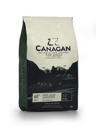 CANAGAN (カナガン) ドッグフード チキン(2kg) B00GRJ3AIW 1枚目
