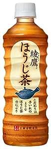 コカ・コーラ 綾鷹 ほうじ茶 PET 525ml×24本