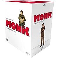 名探偵モンク コンプリート DVD BOX