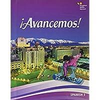 ?Avancemos!: Student Edition Level 3 2018 (Spanish Edition)【洋書】 [並行輸入品]