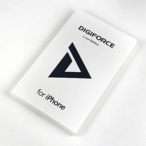 DIGIFORCE バッテリー 交換 用 PSE 1430mAh for iP 4s