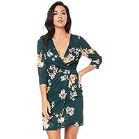 Cooper St Women's Wilderness Long Sleeve Mini Dress