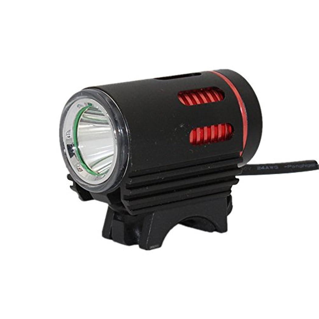 を通して知り合いになるヒゲKC Fire 自転車ライト ヘッドランプ Cree XM-L2 LED 超明るい 防水 1000ルーメン 軽量