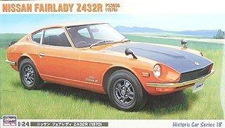 1/24 ニッサンフェアレディZ432R (1970)