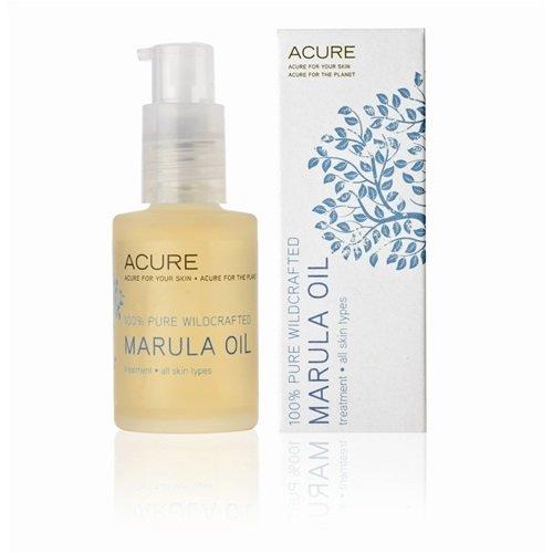 【Acure Organics】 アキュア オーガニックス 100% Pure Wildcrafted Marula Oil ワイルドクラフト マルラ ...