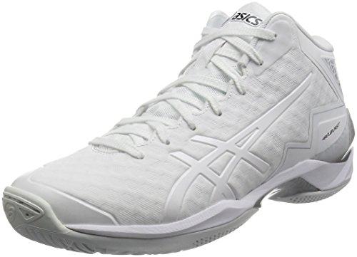 [アシックス] バスケットシューズ GELBURST 21 ホワイト/ホワイト 26.0 (現行モデル)