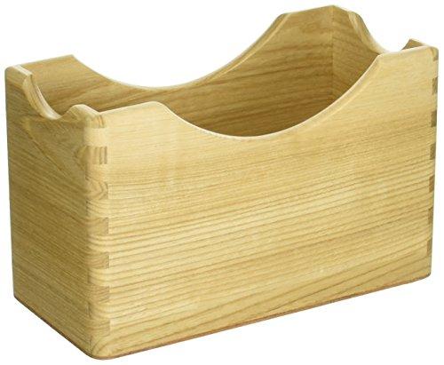 コレクト カードボックス B6 蓋無 木製 CB-6003