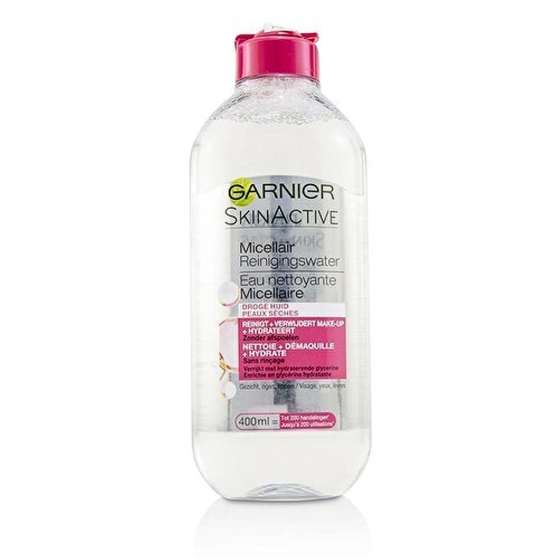 プラカードシチリア再開ガルニエ SkinActive Micellar Water - For Dry Skin 400ml/13.3oz並行輸入品