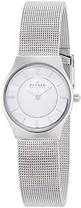 [スカーゲン]SKAGEN 腕時計 basic steel ladys 233XSSS ケース幅: 24mm レディース [正規輸入品]