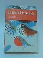 British Thrushes (Collins New Naturalist)