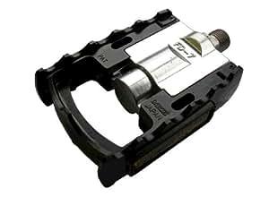 MKS(三ヶ島) エフディーセブン [FD-7] 折り畳み式ペダル ブラック