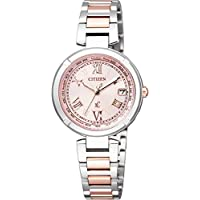 [シチズン]CITIZEN 腕時計 xC クロスシー エコ・ドライブ電波時計 ティタニアライン ハッピーフライトシリーズ EC1114-51W レディース