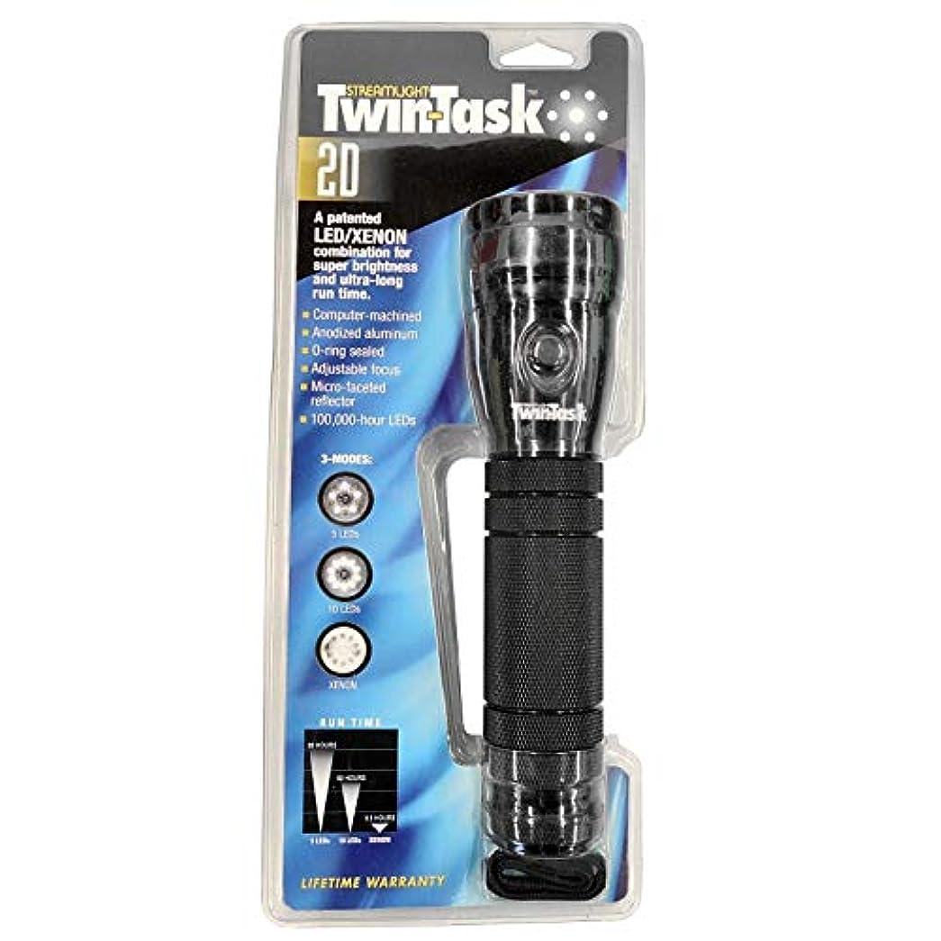 天国どっちでもディスコストリームライト STREAMLIGHT 51001 TASKタクティカルライト TT-2D 全長21.5cm