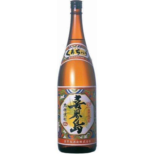 喜界島酒造 喜界島 黒糖 30度 1800ml瓶  [鹿児島県]