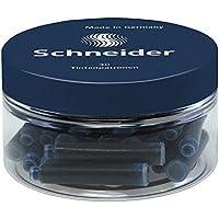 Schneider シュナイダー 万年筆用 インクカートリッジ 欧州共通規格 30本入 ミッドナイトブルー BS6723