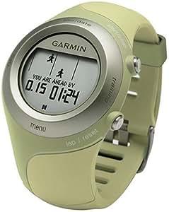 Garmin Forerunner 405 +心拍数モニター  英語版 緑