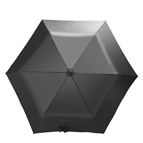 折り畳み傘 ワンタッチ自動開閉 6本骨傘 190T撥水53cm耐風撥水 晴雨兼用 軽量楽