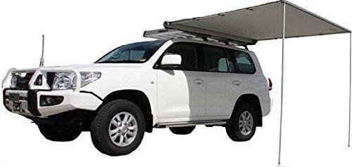 DANCHEL 車オーニングテント1.4x2m 4 wdルーフテントオーニング2016年の熱い車のルーフテントサンシェードオーニングテント販売側のトルド
