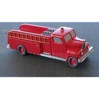 Zゲージ 消防車(はしご車)キットB レトロカー MC-5005