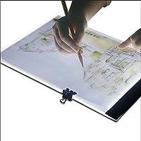 HZG アーティスト描画スケッチアニメーションとX線の表示が非常に良いための超薄型A4サイズのポータブルUSB LED Artcraftトレースライトボックスにコピーボード