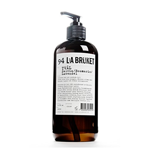 L:A Bruket No.094 Hand & Body Wash 450ml - Sage/Rosemary / Lavender
