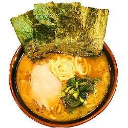 横浜ラーメン吉村家系五人衆(豚骨醤油) 2食入 -