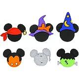 Dress It Up 7924 Disney Button & Embellishments, Mickey & Minnie Halloween Hats by Dress It Up