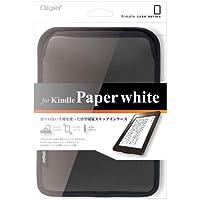 Digio2 電子書籍リーダー用 スリップインケース (Kindle Paperwhite対応) ブラック TBC-KPW1203BK
