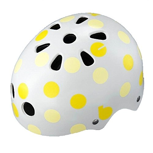 BRIDGESTONE Bridgestone bikke Kids helmet CHBH4652 WY1 B371581WY1 kids (head size 46 cm-52 cm)