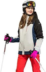 Orolay Women's Snowboard Wear Windproof Waterproof Thermal Ski Wear Outdoor Jacket Water Resistant 10,0