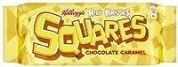 Kellogg's Rice Krispies Squares Caramel Biscuits 36 g (Pack of 30)