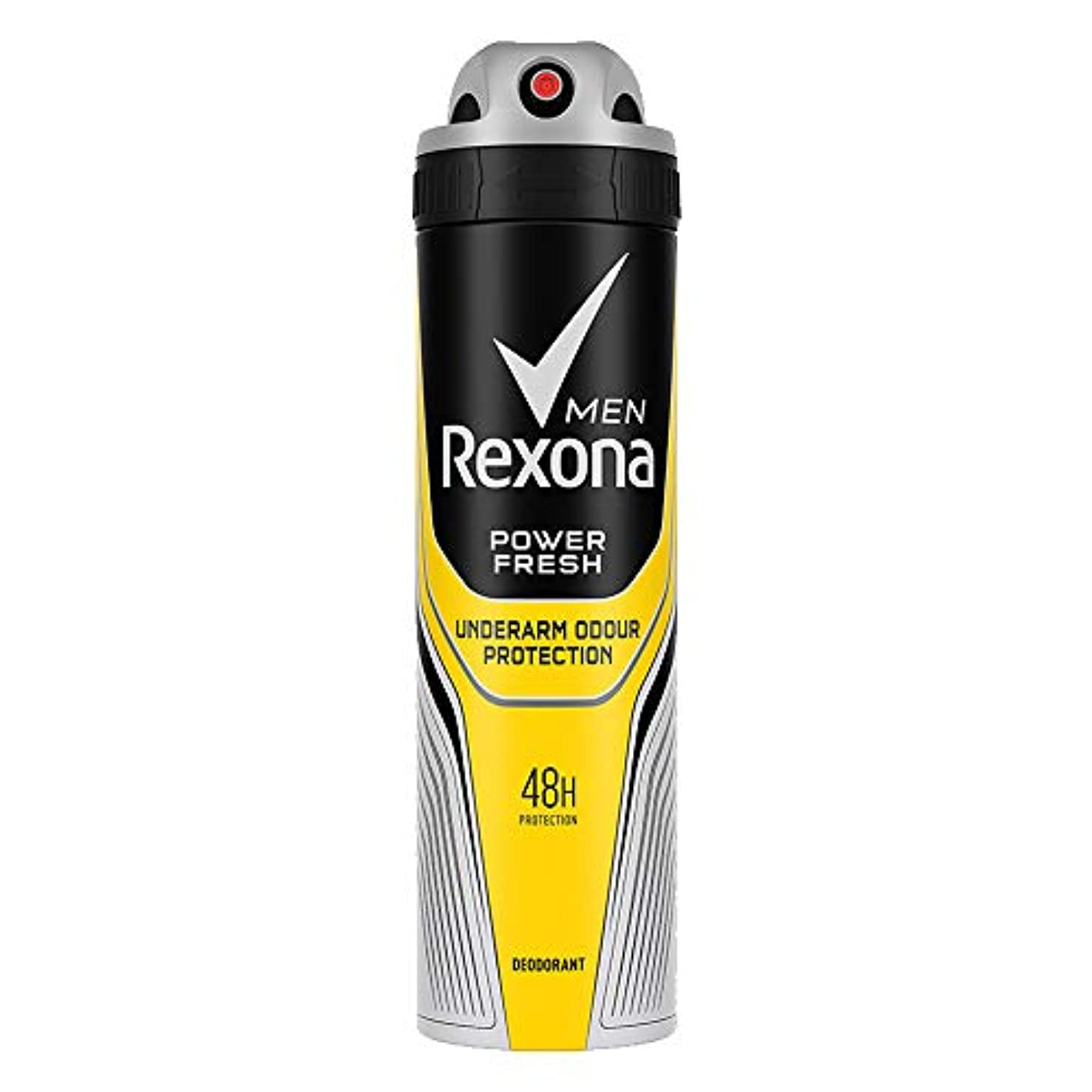 週間知性分析的Rexona Men Power Fresh Underarm Protection Deodorant, 150 ml
