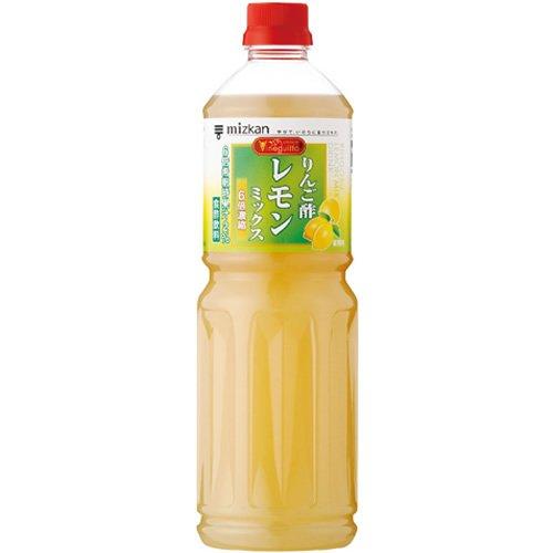 ミツカン ビネグイットりんご酢レモンミックス(6倍濃縮タイプ) 1000ml