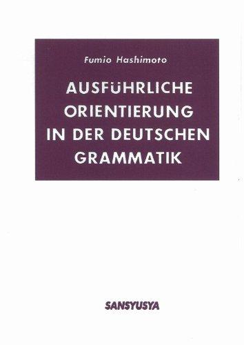 詳解ドイツ大文法 POD版
