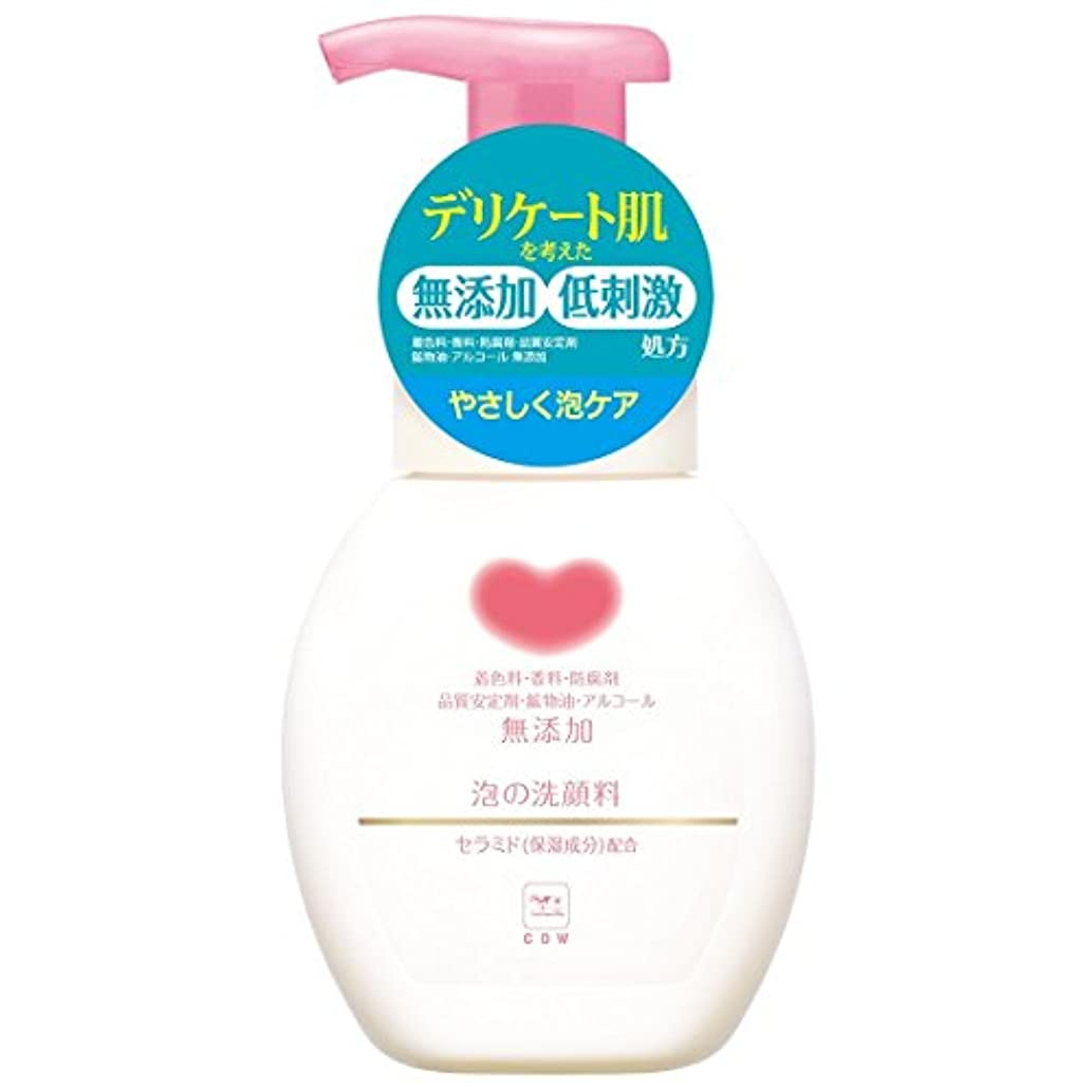 バリアレクリエーションベンチャーカウブランド無添加泡の洗顔料 ポンプ
