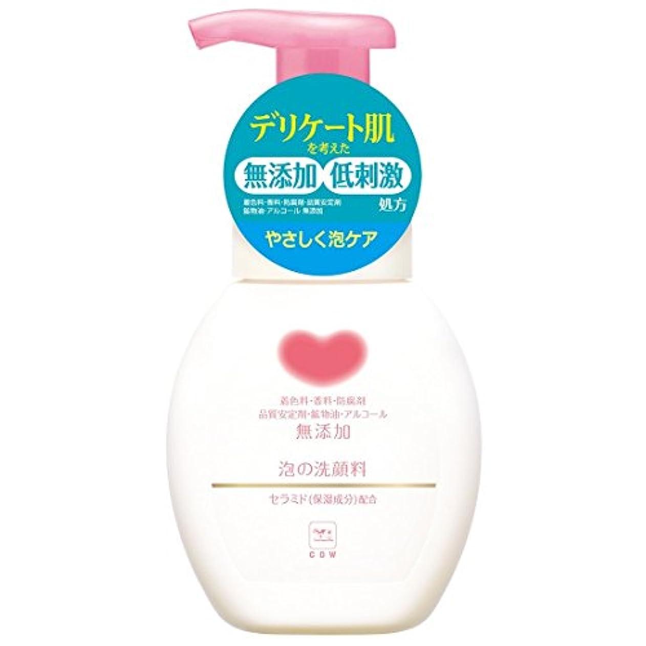 カウブランド無添加泡の洗顔料 ポンプ