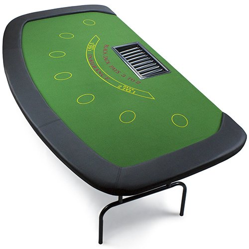 Brybelly 7-player Blackjack Poker Table