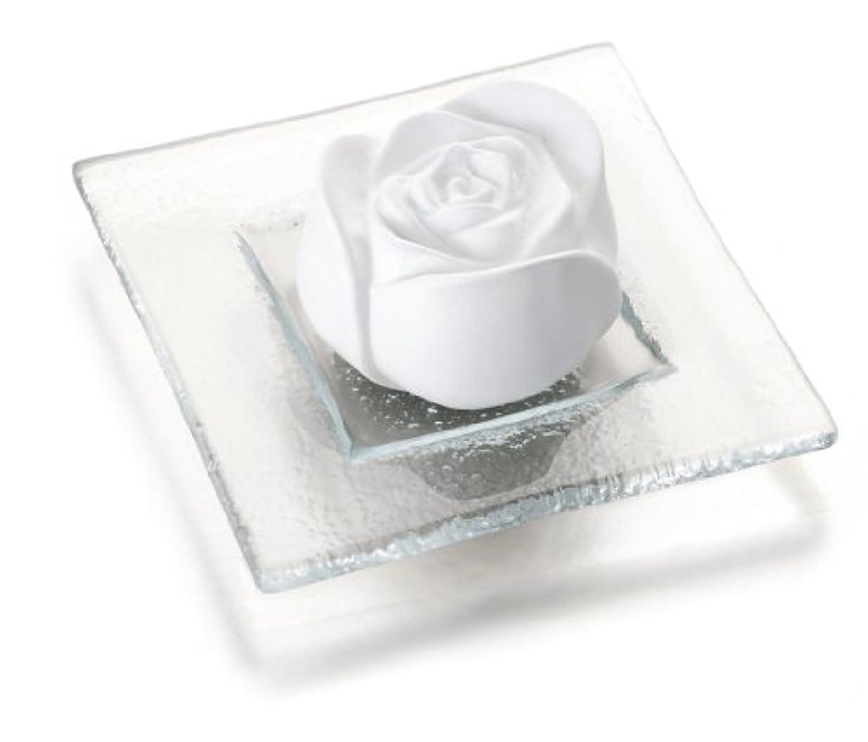 してはいけない妻葉を集めるポマンダー ローズ(ガラズ皿つき)プリマヴェーラ(プリマベラ)「天の香り」