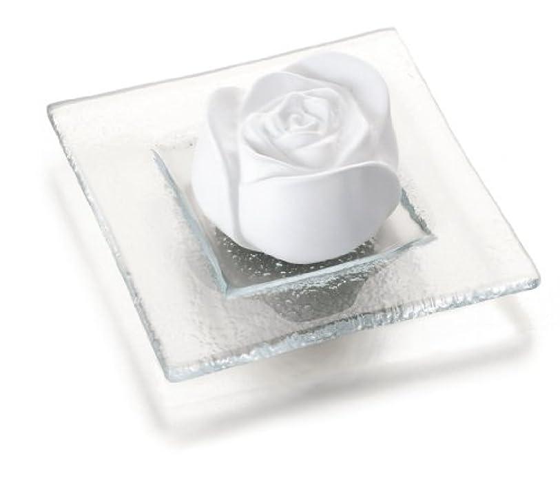 凍結ディレイましいポマンダー ローズ(ガラズ皿つき)プリマヴェーラ(プリマベラ)「天の香り」