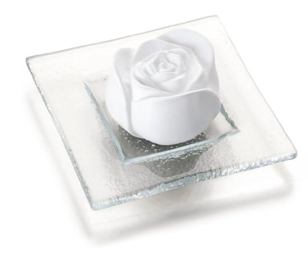 失われたロック解除誘惑するポマンダー ローズ(ガラズ皿つき)プリマヴェーラ(プリマベラ)「天の香り」