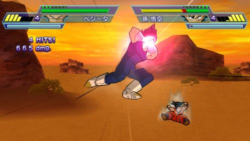 Details about USED PSP Dragon Ball Z Shin Budokai 2