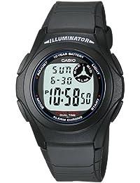 [カシオ]CASIO 腕時計 スタンダード F-200W-1AJF